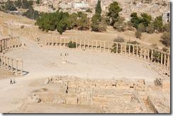 Oporrak 2011 - Jordania ,-  Jerash, 19 de Septiembre  41