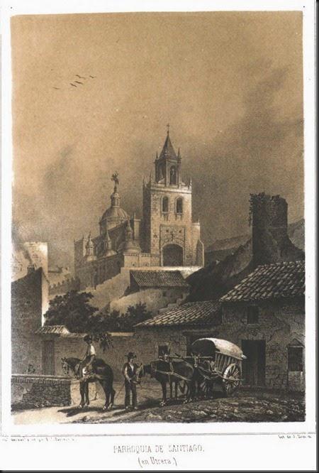 Parroquia de Santiago 1839