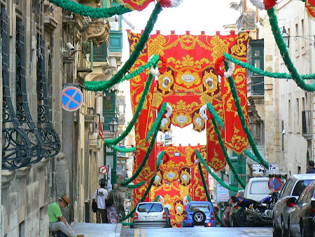 What to do in Malta: join the St. Peter's festa in Valletta