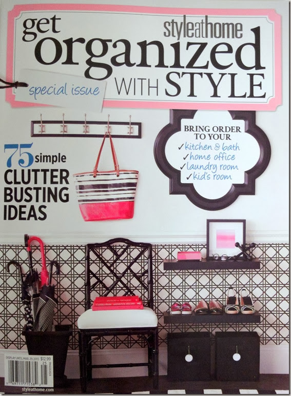 Get Organized with Style
