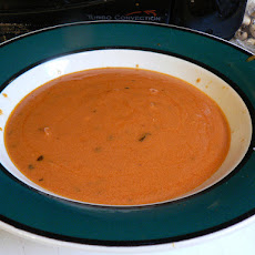 Tomato Soup (Using Soup or Sauce Mix)