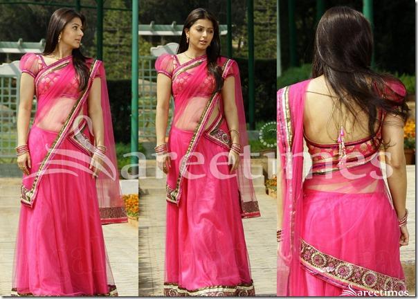 Bhumika_Pink_Half_Saree