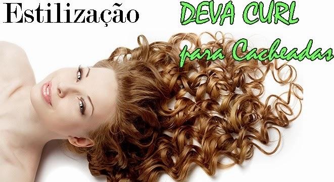 My Deva Curl B'Leave-in –Para Finalização do Cacheado