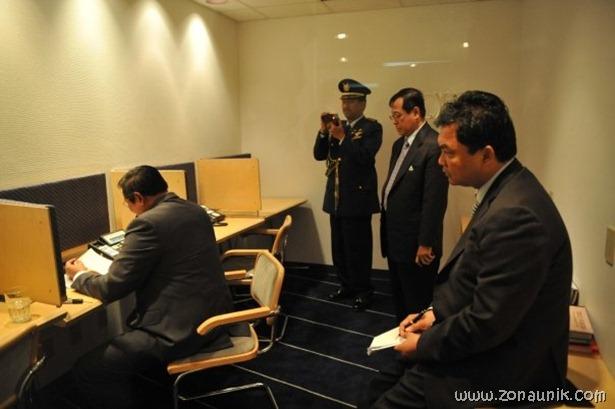 foto keseharian Presiden Indonesia Susilo Bambang Yudhoyono (16)