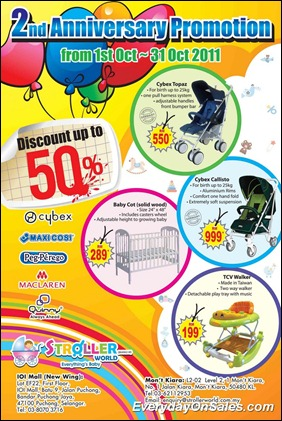 Stroller-World-Anniversary-Promotion-2011-EverydayOnSales-Warehouse-Sale-Promotion-Deal-Discount