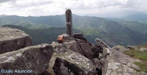 Cumbre de Peña Alba - Valle del Baztán