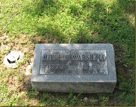 Mildred Marshall
