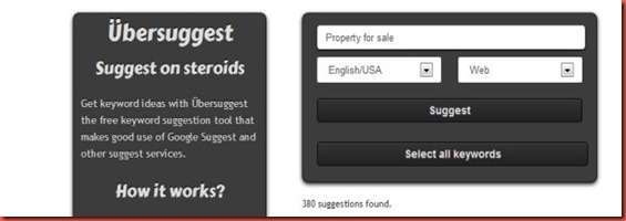 ubersuggest keyword research for bloggers