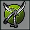 Epic Hazama Knife