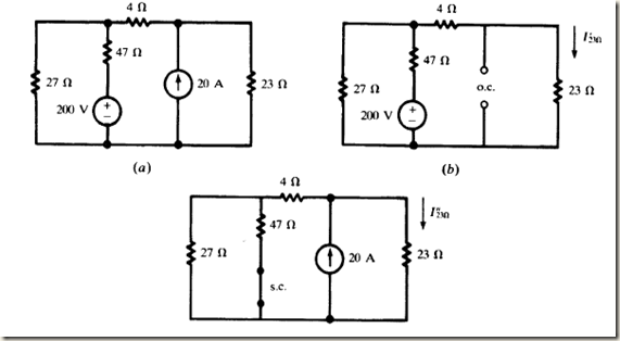 electrical engineering  superposition