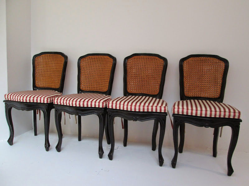 B. Altman Co. Side Chair Set