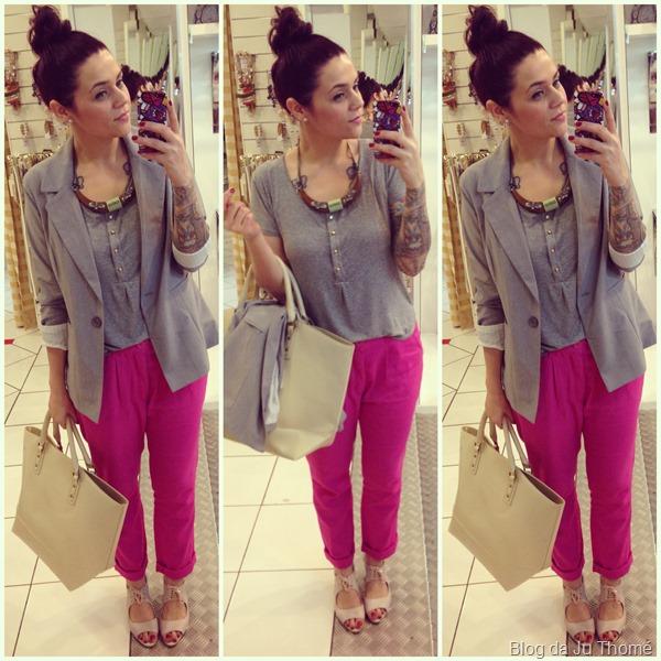 look calça pink e camiseta cinza (3)