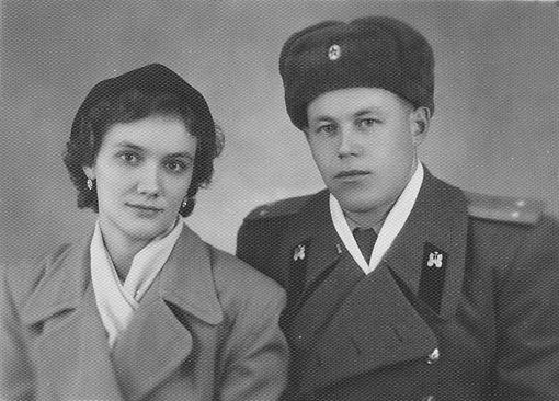 Жанна Ивановна и Илья Ильич