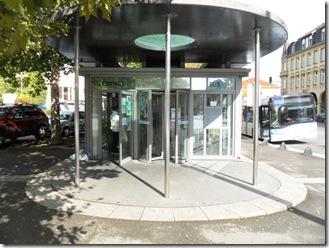 Thionville - Gare routière - Accès~ 27-09-12 (1)