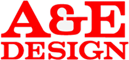 A&E Design logo