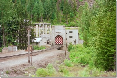 259159608 East Portal of the Cascade Tunnel at Berne, Washington in 2002