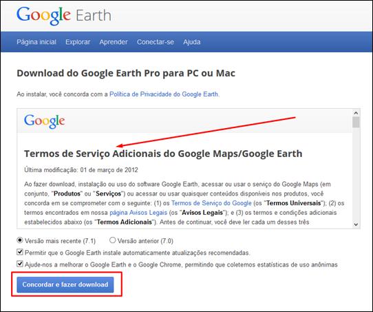 Como baixar e instalar o Google Earth Pro oficial  gratuitamente - Visual Dicas