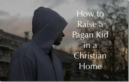 Pagan Kid