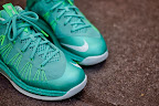 nike lebron 10 low gr green white 4 02 easter LEBRON X LOW, KOBE 8 and KD V   Nike Easter Collection