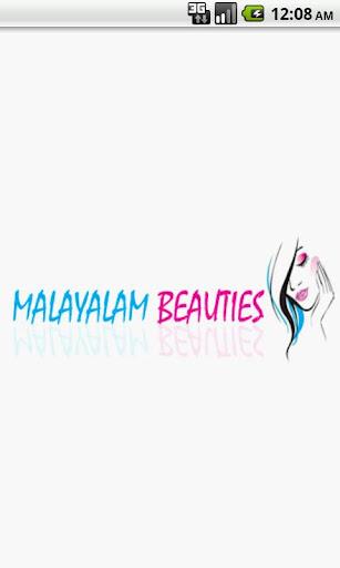 Malayalam Beauties