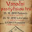 2013 - Živý betlém, Provodov