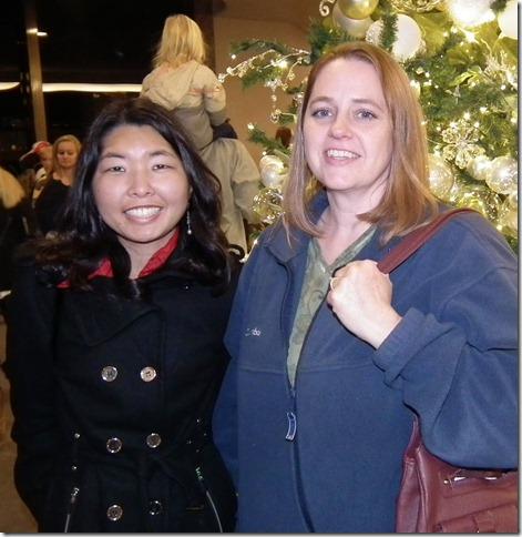 Lisa and I 11-25-11
