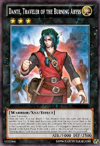 Dante,TraveleroftheBurningAbyss