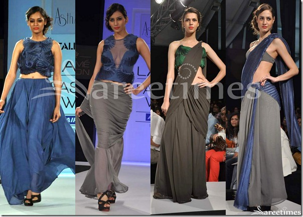 Astha_Narang_Sarees_LFW_Summer_Resort_2013_Day_3