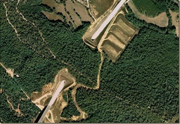 Ponts pour animaux - passages à faune (18)