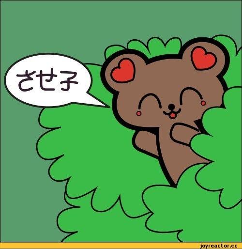 """Милый няшный медведь,кричит """" шлюха """""""