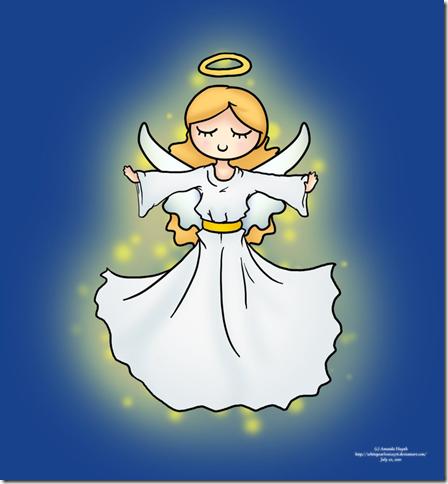Dez lindas Imagens de Anjos