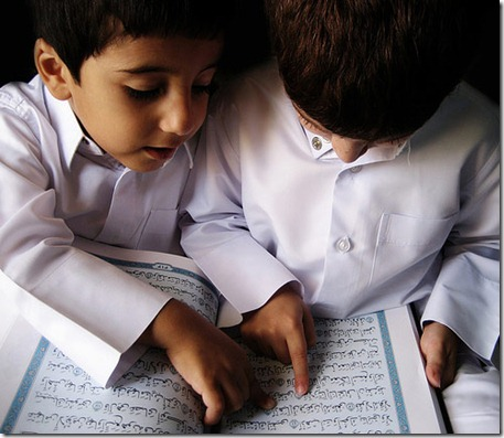 Muslim-Babies-Reciting-the-Holy-Quran