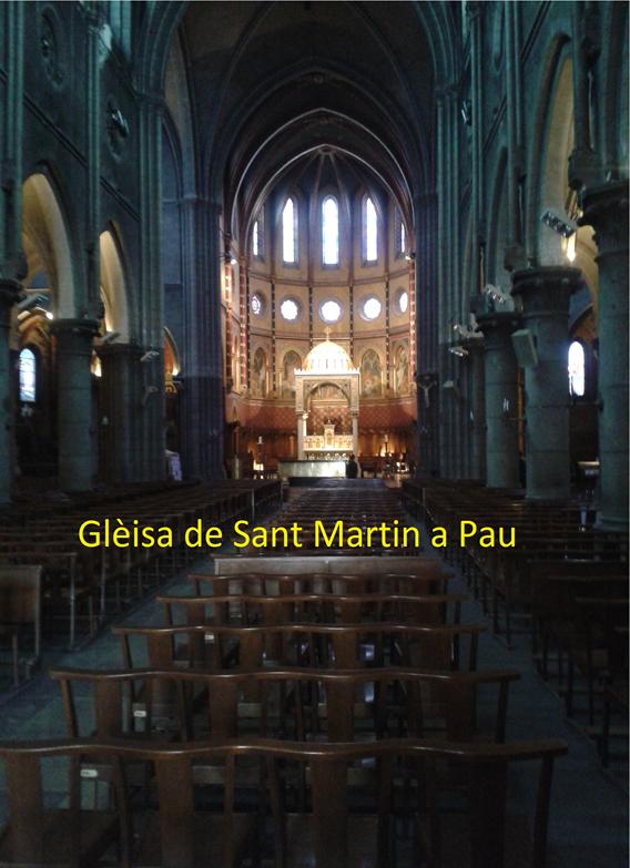 Glèisa Sant Martin Pau