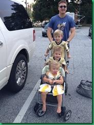 Kids stroller 1