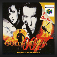 Golden Eye 007 N64