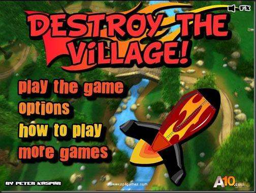 DestroytheVillage
