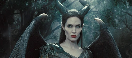 "Disney's ""MALEFICENT""  Maleficent (Angelina Jolie)  Photo Credit: Film Frame  ©Disney 2014"