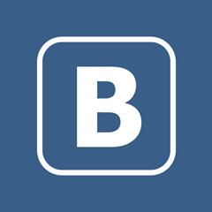Лого в квадрате