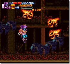 Screenshot di Nightmare Buster