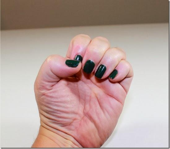 Zoya Hunter Nails 1