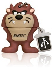 Taz USB flash drive