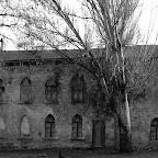 Здание Старой синагоги в Николаеве. Северная стена. Современное состояние