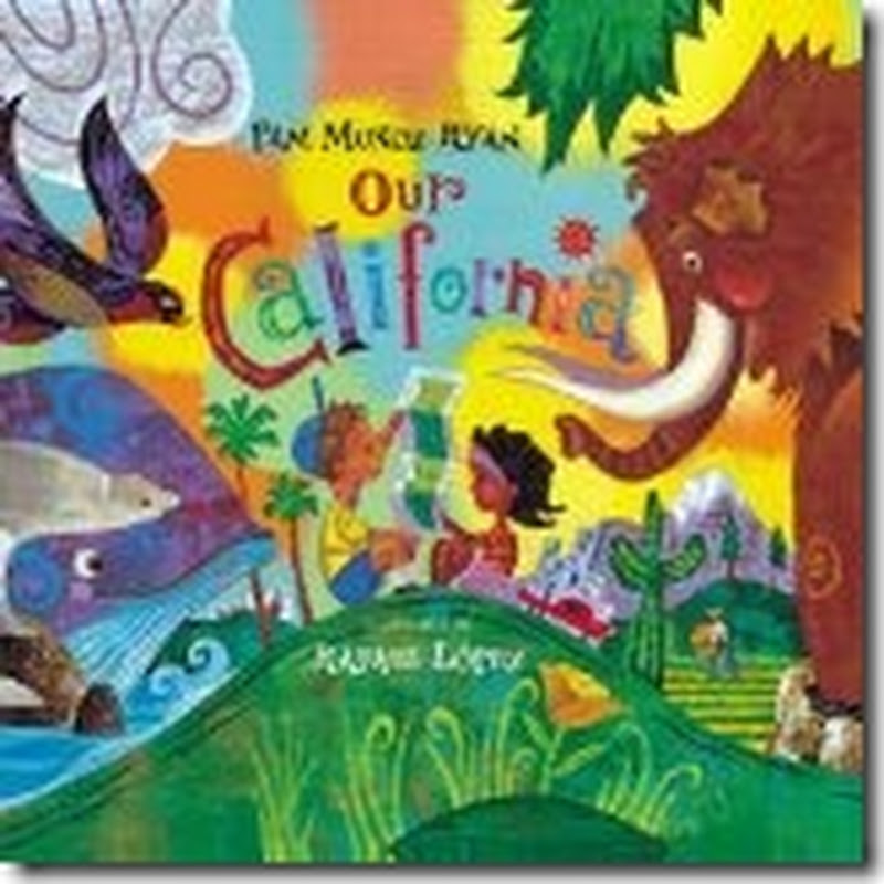 Read Around the World–California