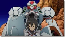 Captain Earth - 18 -20