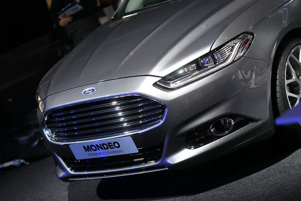 2013 ford mondeo 9
