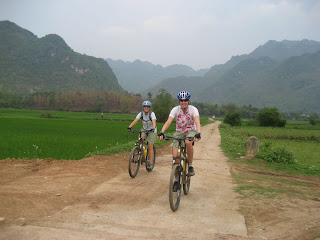 Vietnam Cycling - April 2011