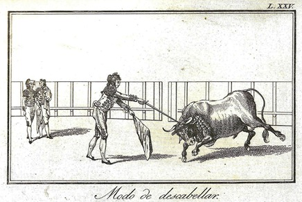 Suerte de descabellar (T. de Pepe Hillo 1804) 001