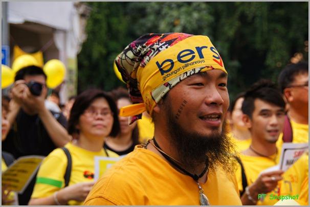 Bersih3.0张飞