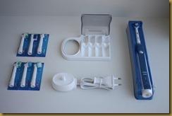 oral b professional care con accesorios extra