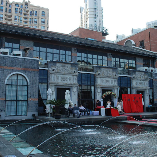 Shanghai Cooldocks - Bâtiment central